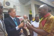 Quand une grande délégation de puissants hommes d'affaires Allemands choisissent de visiter l'Afrique